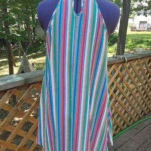 Jadelynn Brooke Striped Dress